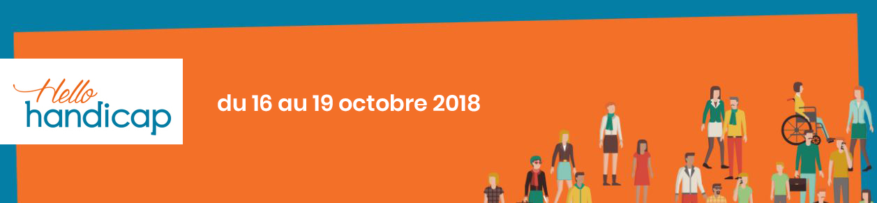 Hello Handicap - octobre 2018