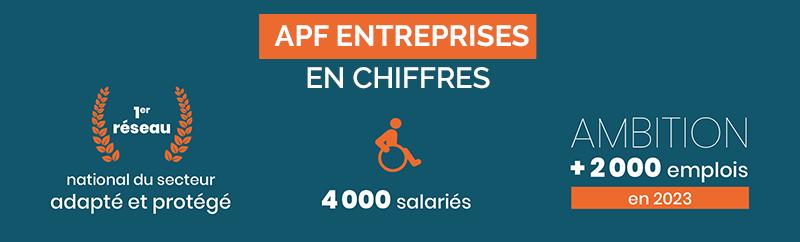 APF Entreprises en chiffres 2019