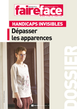 Dossier Faire Face handicaps invisibles