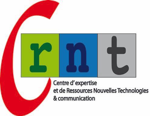 logo centre expertise et ressources nouvelles technologies et communication