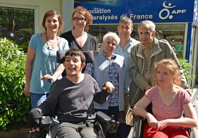 bienfaiteurs legs handicap