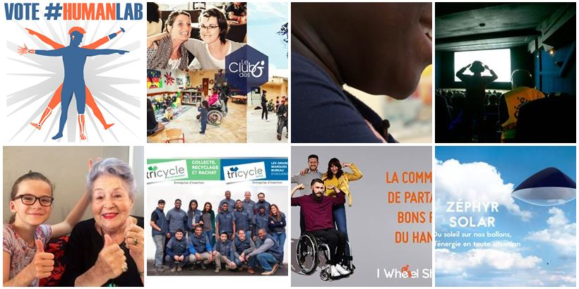 Projets finalistes 2017 La France s'engage