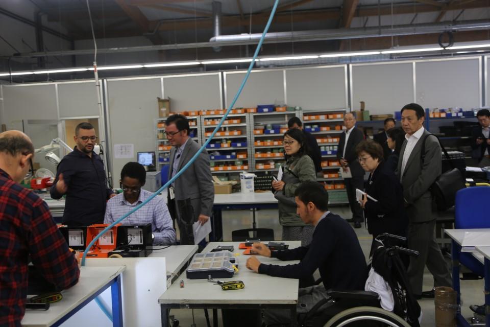 delegation_Japon_atelier_APF_France_handicap