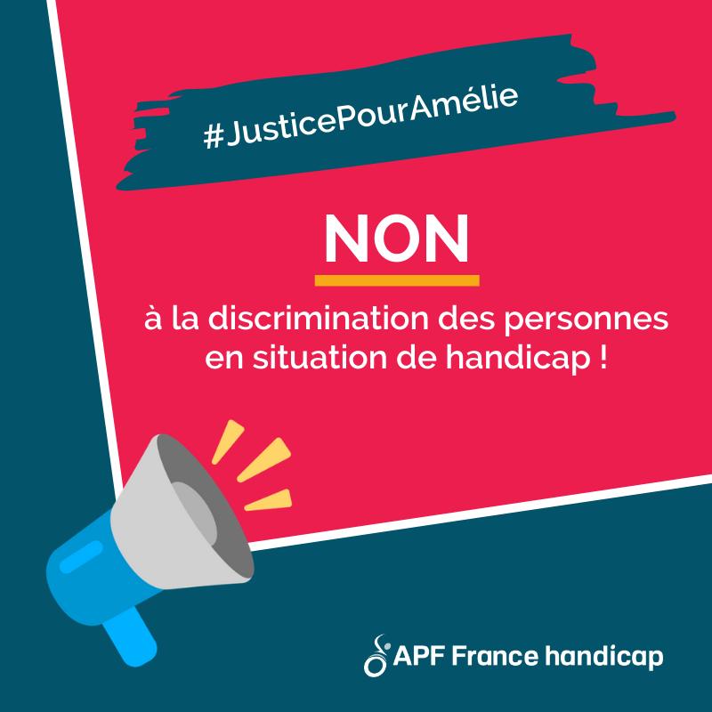justice pour amélie