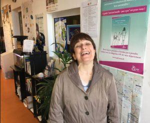 Laurence Estiot témoignage femme handicap
