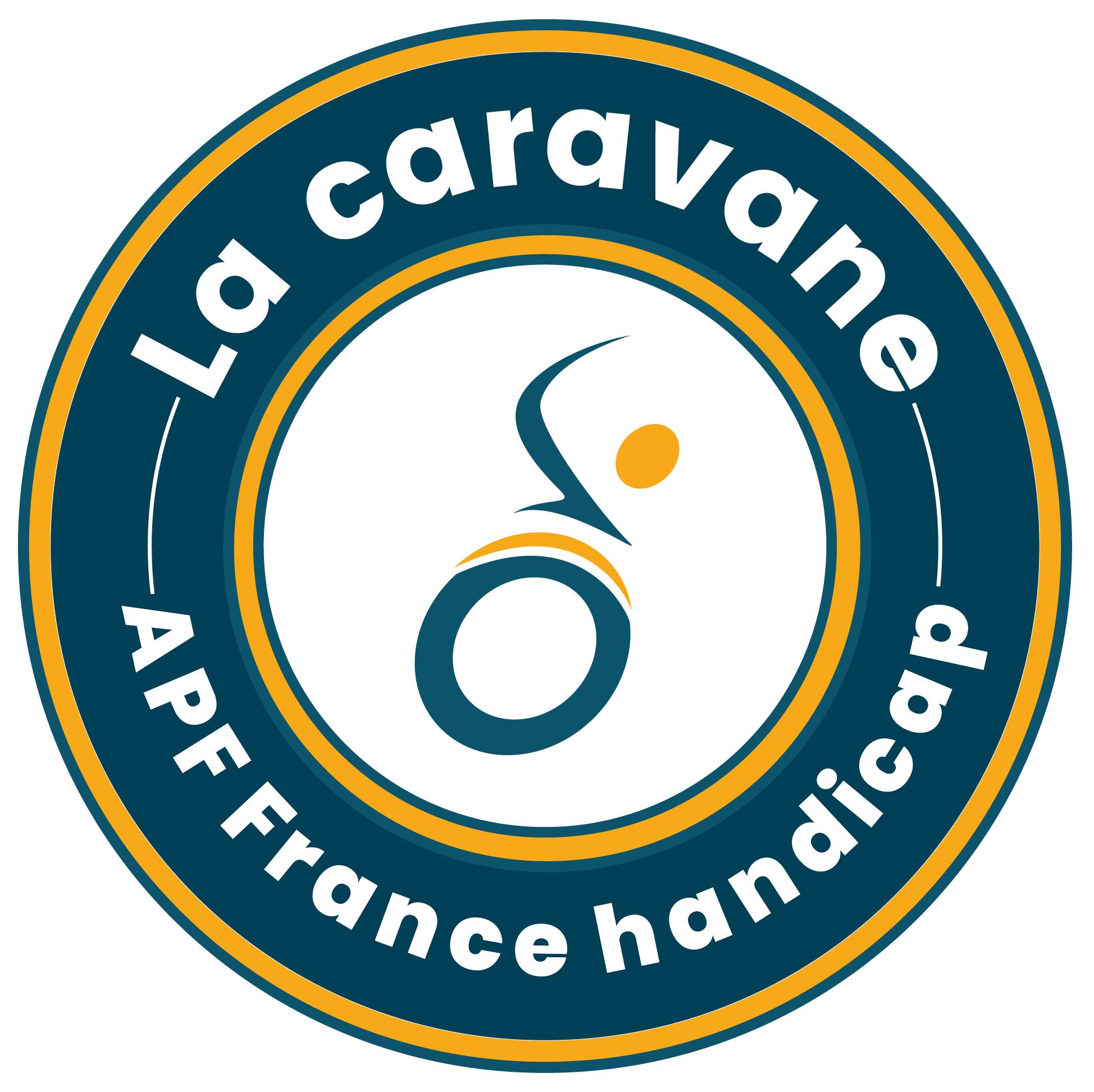 la caravane APF France handicap en route pour nos droits