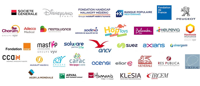 partenaires APF France handicap