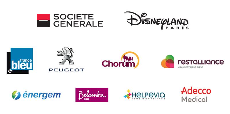 logos partenaires handidon 2018
