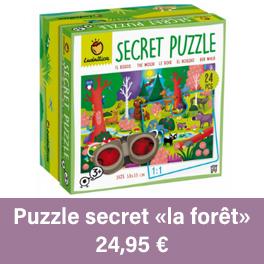 Puzzle pour enfant à offrir pour les fêtes.