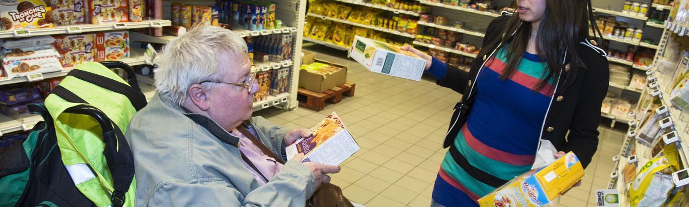 header courses supermarché