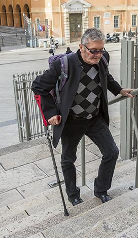 Visuel pour Accessibilité des espaces publics