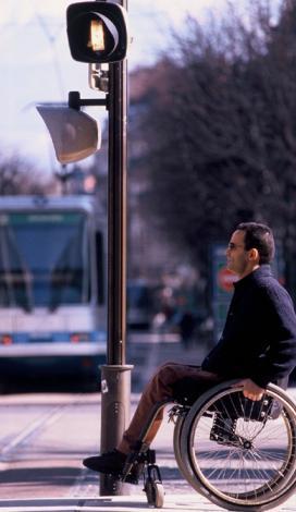 Visuel pour L'accès à la ville, aux transports