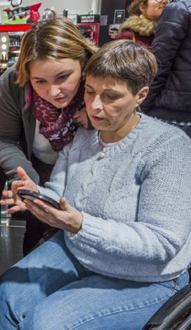 Visuel pour Livret et Carte Agir du Crédit Coopératif