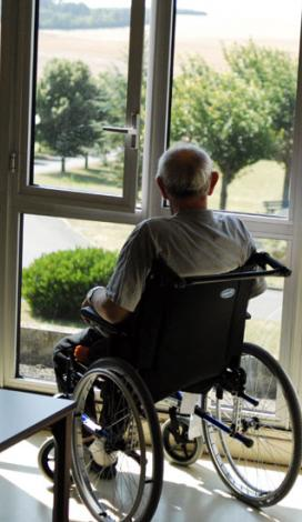 """Visuel pour En """"pension"""" d'invalidité"""