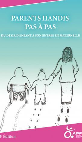 Visuel pour Parents handis à l'APF
