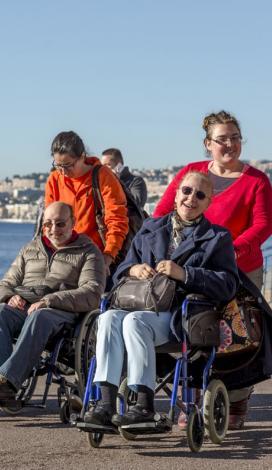 Visuel pour L'accès aux vacances et aux loisirs