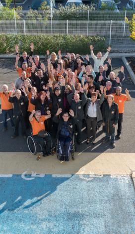 Visuel pour Rallier ma voix à celle d'APF France handicap