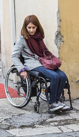 Visuel pour Accessibilité de la voirie