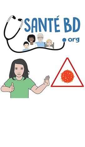 Visuel pour Les fiches de SantéBD