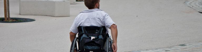 Visuel pour 1990 à aujourd'hui : la citoyenneté des personnes en situation de handicap