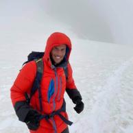 Visuel pour Morad, adhérent, à la conquête du Mont Blanc !