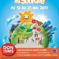 Visuel pour <p>Du 13 au 21 mai, l'APF organise la Fête du Sourire !</p>