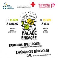 Visuel pour Le bénévolat fait son festival à Lille !
