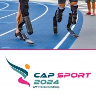 Visuel pour APF France handicap aux Jeux Paralympiques de Tokyo !