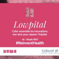 Visuel pour <p>Du 16 au 18 juin, l'APF participe à un hackathon pour « réinventer l'hôpital »</p>