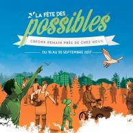 Visuel pour <p>La Fête des possibles, pour une société inclusive</p>
