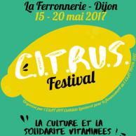 Visuel pour CITRUS Festival au profit de l'APF
