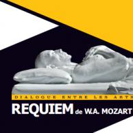 Visuel pour Concert Requiem de Mozart