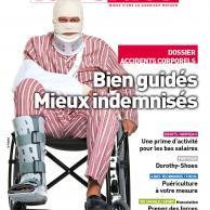 """Visuel pour """"Mieux défendre ses droits après un accident"""" : un dossier du magazine Faire Face à se procurer !"""