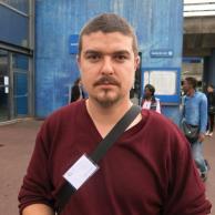 """Visuel pour Portrait de Damien, un militant """"coup-de-poing"""" !"""