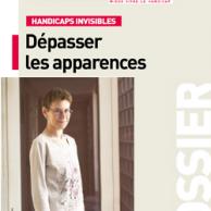 Visuel pour Handicaps invisibles : nouveau dossier Faire Face