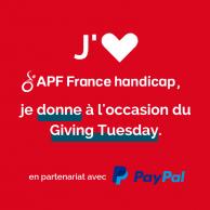 Visuel pour Libérez votre générosité pour Giving Tuesday