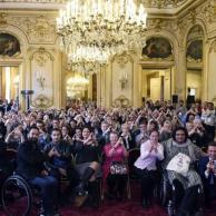 Visuel pour <p>Pour une société solidaire et inclusive à travers le sport !</p>