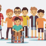 Visuel pour Nouvelle édition d'Hello Handicap, salon de recrutement en ligne