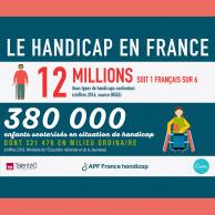 Visuel pour Grand Débat : 12 millions de personnes en situation de handicap et autant d'attentes