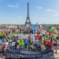 Visuel pour <p>Marche des oubliés : retour sur une aventure citoyenne extraordinaire</p>