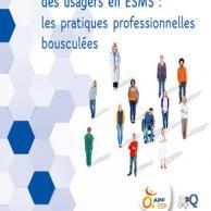 """Visuel pour Journées de formation """"Tension liberté/sécurité des usagers en ESMS : les pratiques professionnelles bousculées"""""""