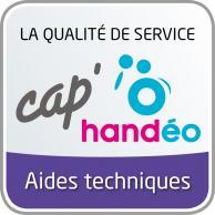 Visuel pour Un label pour améliorer la qualité des services associés aux aides techniques
