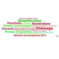 Visuel pour <p>Emploi et handicap sous le quinquennat Hollande : reculs, initiatives et résultats</p>