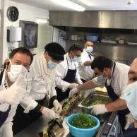 Visuel pour Des chefs cuisinent pour des personnes en situation de handicap
