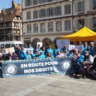 Visuel pour Top départ de la Caravane APF France handicap !