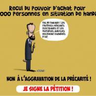 Visuel pour <p>#StopPrécarité : l'Assemblée nationale vote un budget injuste !</p>