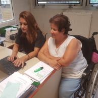 Visuel pour L'informatique par et pour les personnes en situation de handicap