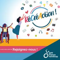 Visuel pour Rejoignez la RéCréAction !