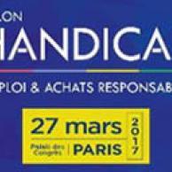 Visuel pour Salon Handicap, Emploi & Achats responsables (2e édition)
