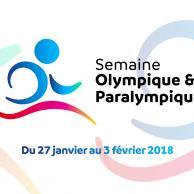 Visuel pour Semaine olympique et paralympique : l'APF soutient la pratique du sport pour tous !
